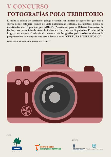 V Concurso fotografía polo Territorio